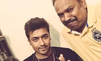 Suriya does it for Venkat Prabhu!