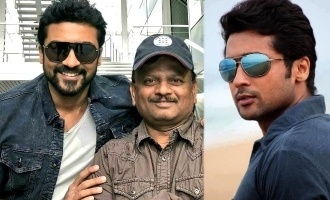 Surya statement about Director and cameraman KV Anand demise