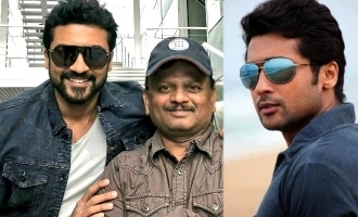 What KV Anand meant? - Emotional letter by Actor Suriya.