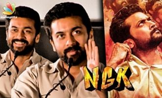 Why NGK Release is Postponed ? : Suriya Clarifies
