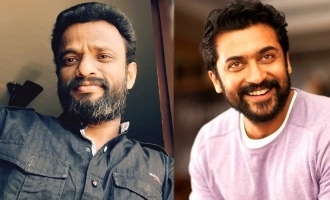 Pandiraj gives an important update on Suriya 40!