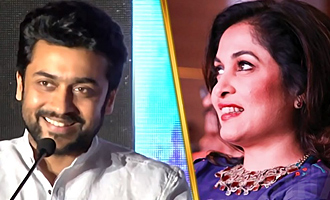 I was stunned by one look of Ramya Krishnan : Suriya Speech