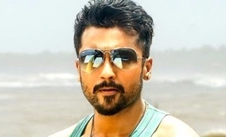 Suriya to shoot for two films simultaneously