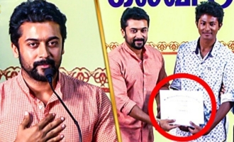 I'm Proud of being in Agaram than being an Actor : Surya Speech