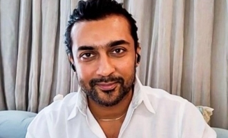 Suriya to hold COVID 19 vaccination camp - Details