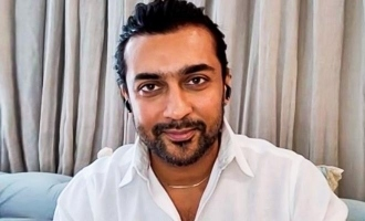 Happy news for Suriya fans about his health!