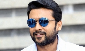 The much awaited Suriya's birthday treat for anbana fans revealed