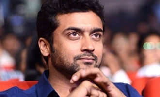 Suriya releases anti suicide music video Kaditham!