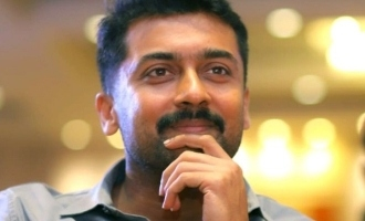 Exciting update on Suriya's next!