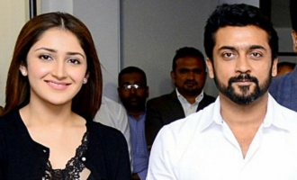 Suriya 37 : Movie Pooja in London