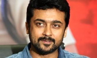 Suriya's heroine learning Tamil during lockdown!