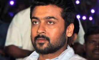 Sensational Tollywood heroine to romance Suriya?