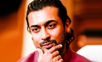 Suriya's handsome new look in a recent function rocks internet!