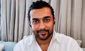 """The strong & bold first look of """"Suriya39"""" is out!!"""