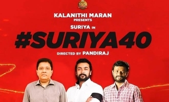 Veteran versatile actor to join Suriya after 20 years?