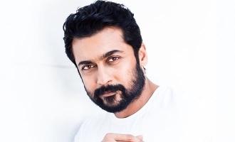 'சூர்யா 40' படத்தில் இணைந்த பிரபல நடிகர்: மாஸ் அறிவிப்பு!