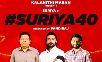 Surya 40 movie shooting starts soon