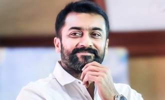Surprising choice of director for Suriya 41?
