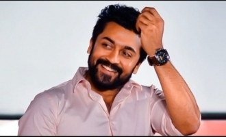 Breaking! Suriya affected by coronavirus gives important message to fans about COVID 19