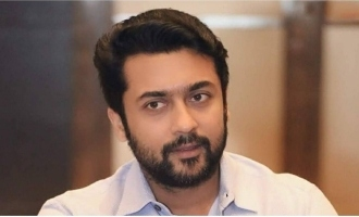 Suriya's super mass avatar in new movie officially revealed
