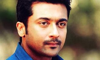 Suriya to play 'Kadhal Mannan'