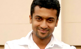 Famous Politician's proud moment with Suriya