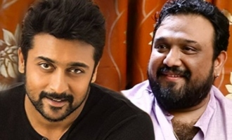 Is Suriya - Siva project starting tomorrow?