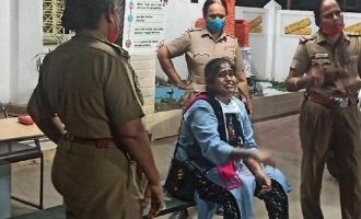 Surya Devi gets bail in court after arrest for making death threats against Vanitha