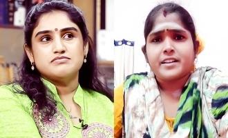 Is Suriya Devi corona positive - Vanitha releases new proof!