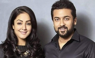 Suriya and Jyothika's personal treat for 100 lucky fans during lockdown