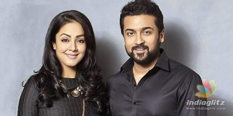 Suriya and Jyothikas personal treat for 100 lucky fans during lockdown