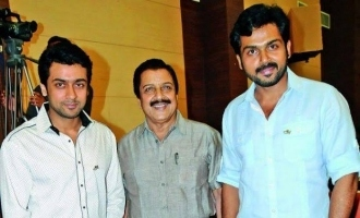 Suriya and Karthi donate to FEFSI workers during coronavirus lockdown