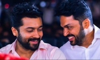 Do you know the technique used by Karthi to irritate Suriya?