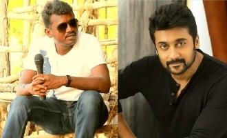 Suriya and Mari Selvaraj join hands for a new movie?