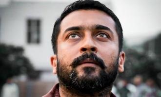 Suriya's 'Soorarai Pottru' first review is mind blowing