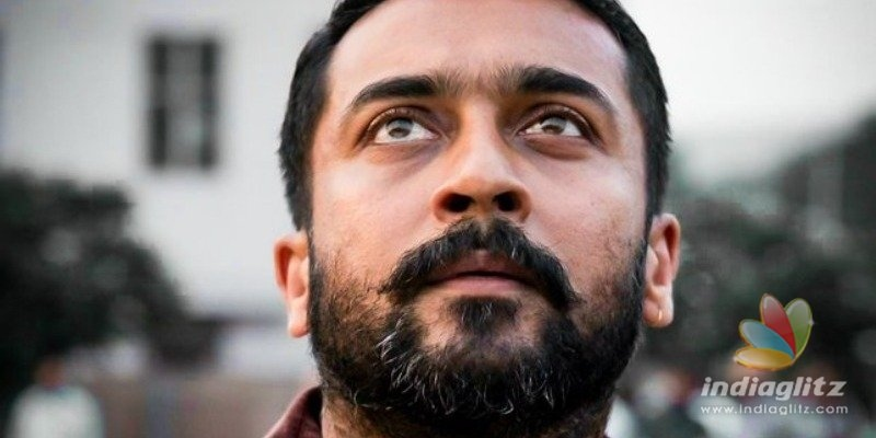 Suriyas Soorarai Pottru first reviews are mindblowing