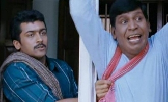 Terrific Combo! Vadivelu reunites with Suriya after 12 years