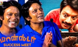 Children now call me Eli Maama - SJ Surya Monster success meet