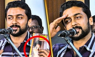 Voice your Opinion on Educational Issues : Suriya Emotional Speech