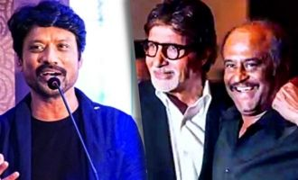 Amitabh Bachchan for the first time in Tamil: SJ Surya's earth-shattering announcement