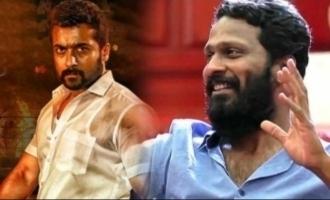 Suriya-Vettrimaaran's movie gets a revolutionary mass title