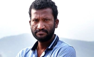 Suseendhran explain to forest officers about Easwaran snake scenes