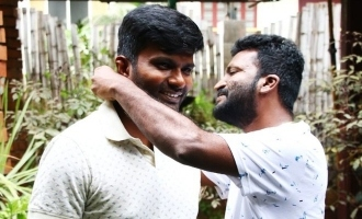 Suseenthiran's golden gesture for director!