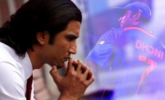 The late Sushant Singh Rajput's costar in M.S.Dhoni biopic dies by suicide