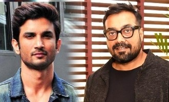 """Sushant is problematic"" - Anurag Kashyap releases chats with Sushant Singh Rajput's manager!"
