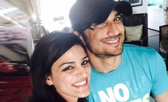 Sushant Singh Rajput's sister turns emotional!