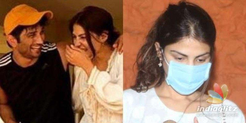 Sushant Singh Rajputs girl friend Rhea Chakrabortys shocking statements to police