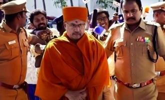 'காட்மேன்' தொடருக்கு எதிராக பிரபல நடிகர் போலீஸில் புகார்