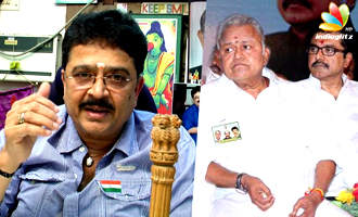 SV Sekar clarifies on the controversial removal of Radha Ravi and Sarath Kumar from Nadigar Sangam