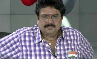S.Ve Sekhar apologizes in court for disrespecting the Indian national flag